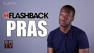 Pras Talks Donating $1.2 Million to Help Obama's Election (Flashback)