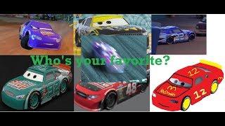 Cars Racer Themes #2