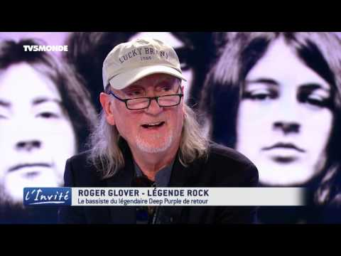 """Roger GLOVER : """"My incredible story with Deep Purple"""""""
