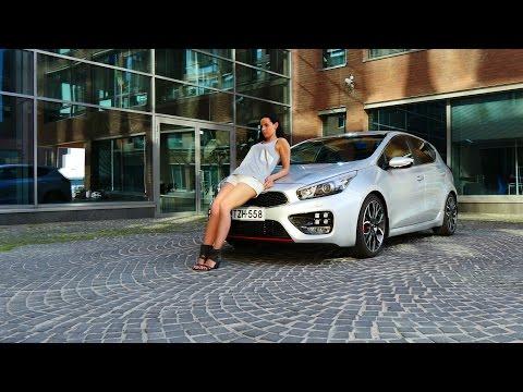 KaaraTV:n koeajossa Kia Ceed GT, viisiovinen Mini Cooper sekä Seat Leon FR
