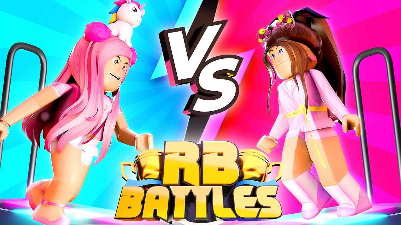 MeganPlays vs Keisyo - RB Battles Championship For 1 Million Robux! (Roblox)