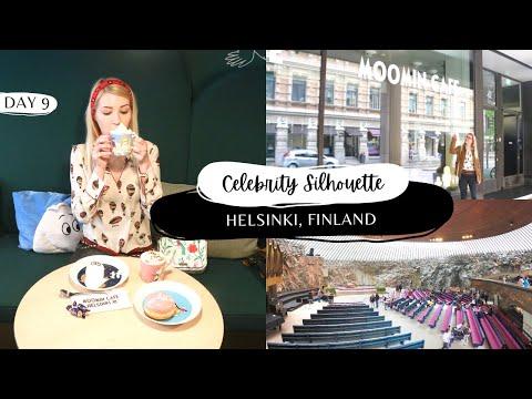 MOOMIN CAFE IN HELSINKI FINLAND | CELEBRITY SILHOUETTE CRUISE VLOG