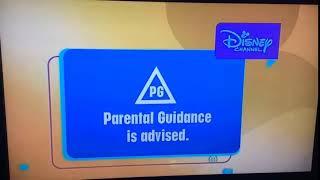 Disney Channel Asia   PG Classification Banner 2018 rebrand