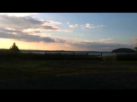 Run around Saratoga Lake
