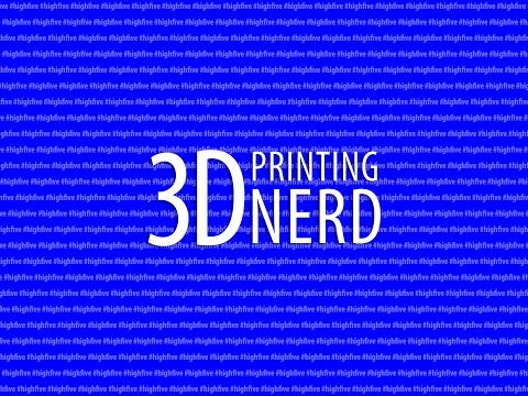 SECRET STREAM: 3D Printing the Hairy Lion on the gMax 1.5XT+