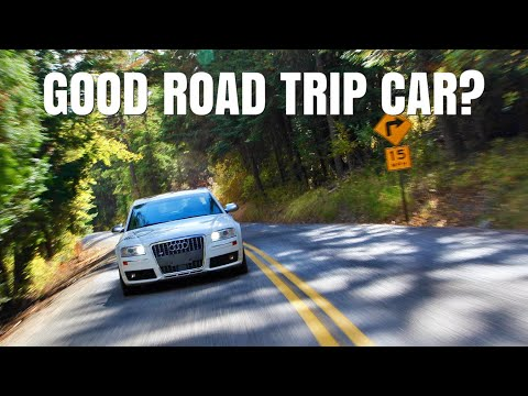 2007 AUDI S8 Post-Roadtrip Review