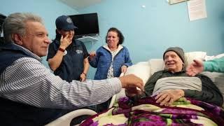 VISITA A BENEFICIARIOS DE LA MISIÓN LAS MANUELAS EN QUITO SECTOR COMITÉ DEL PUEBLO