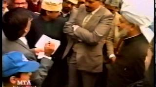 Kalam Mian Muhammad Bakhsh in Presense of Hazrat Khalifatul Masih IV