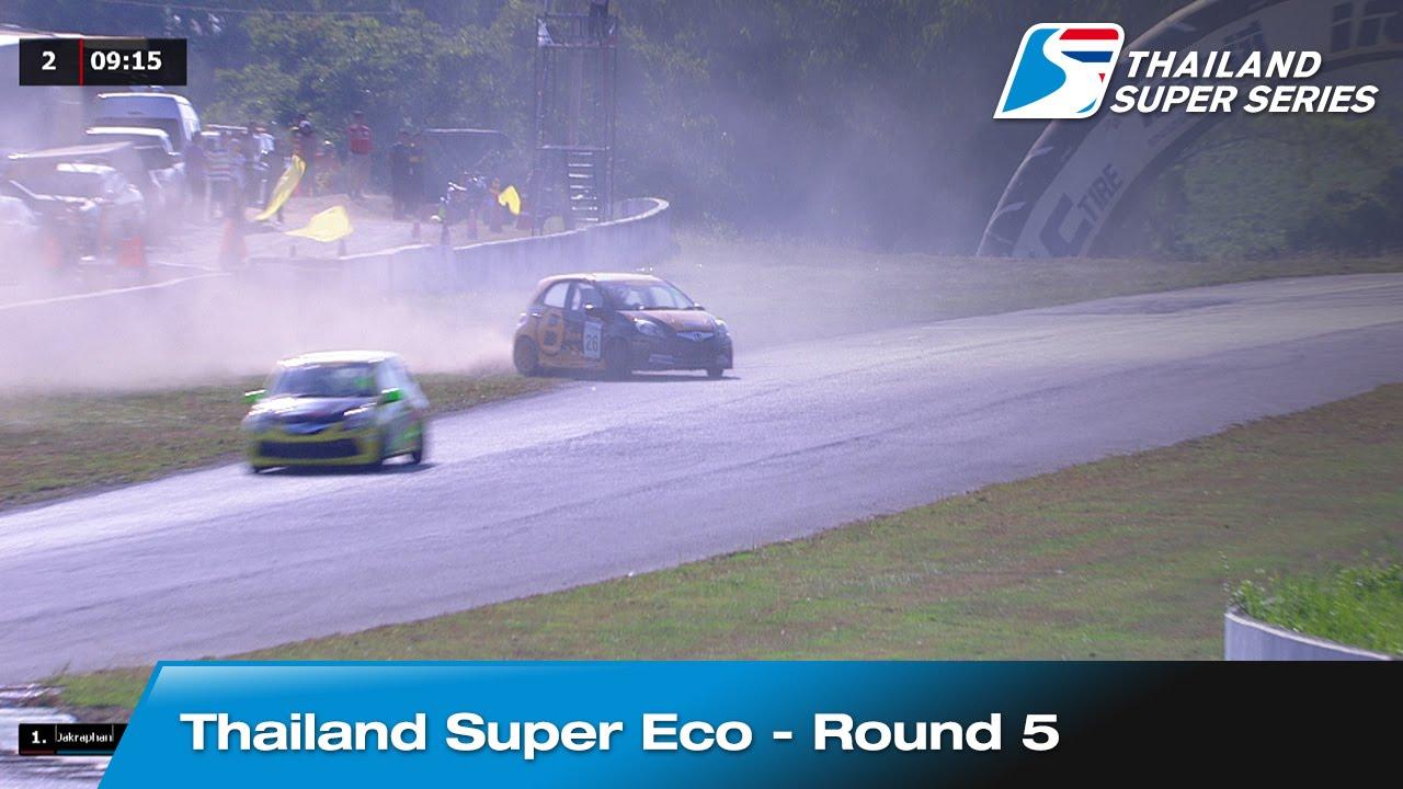 Thailand Super Eco Round 5 | Bira International Circuit