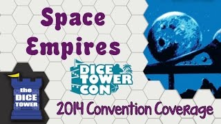Dice Tower Convention 2014 Coverage: Space Empires