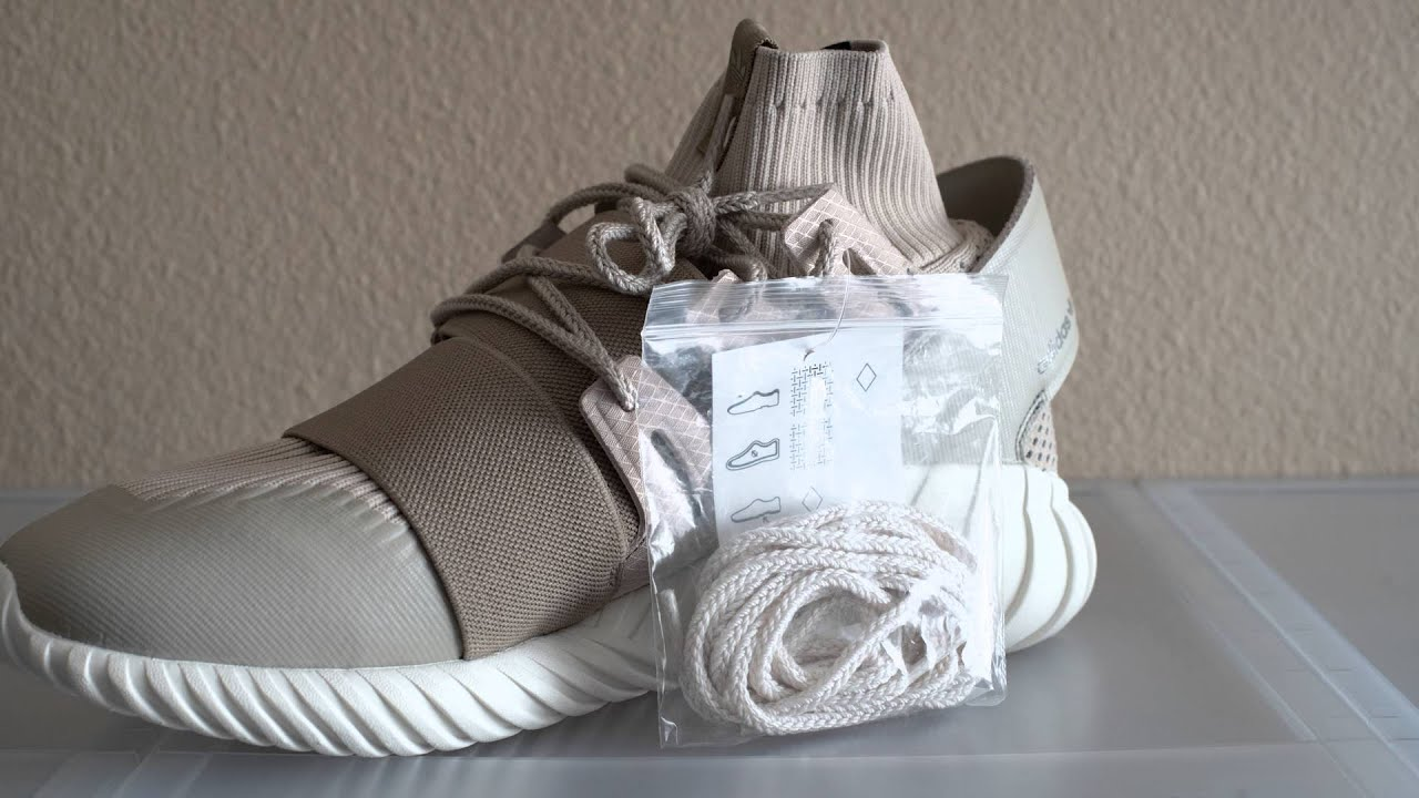 Adidas tubular de Doom: fuerzas especiales YouTube