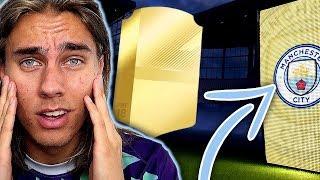 PACKAR EN GRYM PREMIER LEAGUE SPELARE!   SQUAD BATTLE BELÖNINGAR   Fifa 18 på svenska!