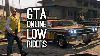 GTA Online Lowriders Gameplay Trailer - GTA 5 Online Update Trailer