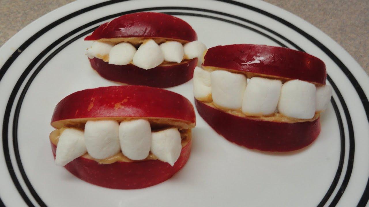 Vampire Apple Smiles With Yoyomax12 Youtube