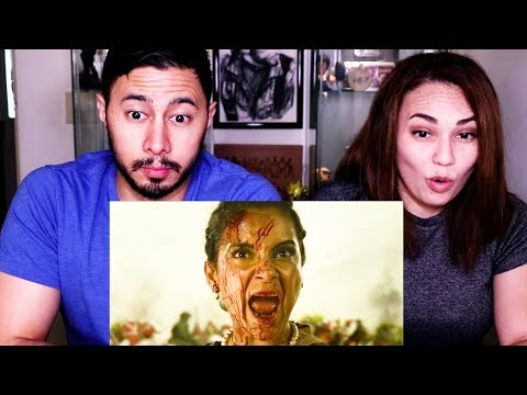 MANIKARNIKA | Kangana Ranaut | Teaser Trailer | Reaction!