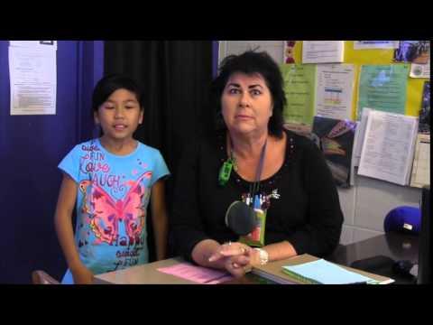 2015 ENTRY 3 - FOLLOW THE RULES - Honowai Elementary School