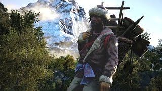Far Cry 4 Gameplay Trailer (featuring Childish Gambino)