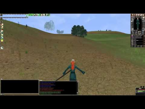 Animist low level PvE gameplay – Part 5:  Dark Age of Camelot