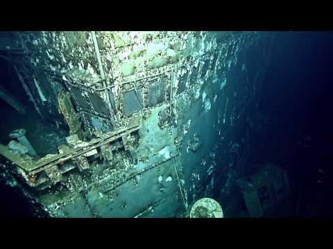 Mystery Target: The Wreck of the USS Peterson (1975-2004) | Nautilus Live