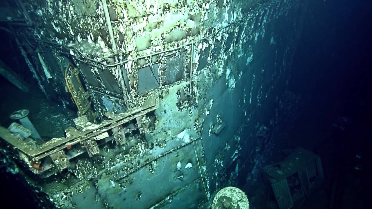 Mystery Target The Wreck Of The Uss Peterson 1975 2004