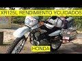 MOTOTIP#1 XR125L Honda: Cua?nto rinde y co?mo cuidarla