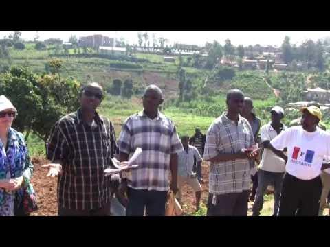 Africa Harvest Mission - Rwanda Health Insurance Distribution