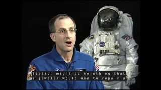 Challenges of Spacewalking -- Don Pettit