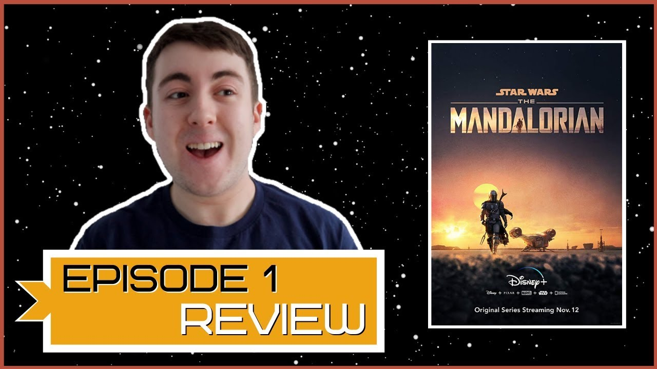 The Mandalorian - Episode 1 Review - YouTube