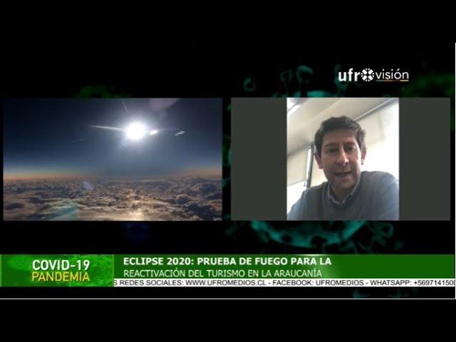 Eclipse 2020: Preparan condiciones sanitarias para el fenómeno astronómico| ESPECIAL COVID-19