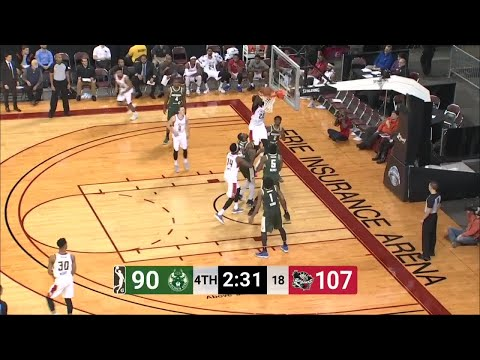 Jeremy Evans (25 points) Highlights vs. Wisconsin Herd