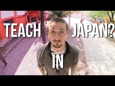 Teaching in Japan - My Thoughts & Advice [英会話]