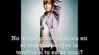 Never Let You Go-Justin Bieber {Traducida al Español}