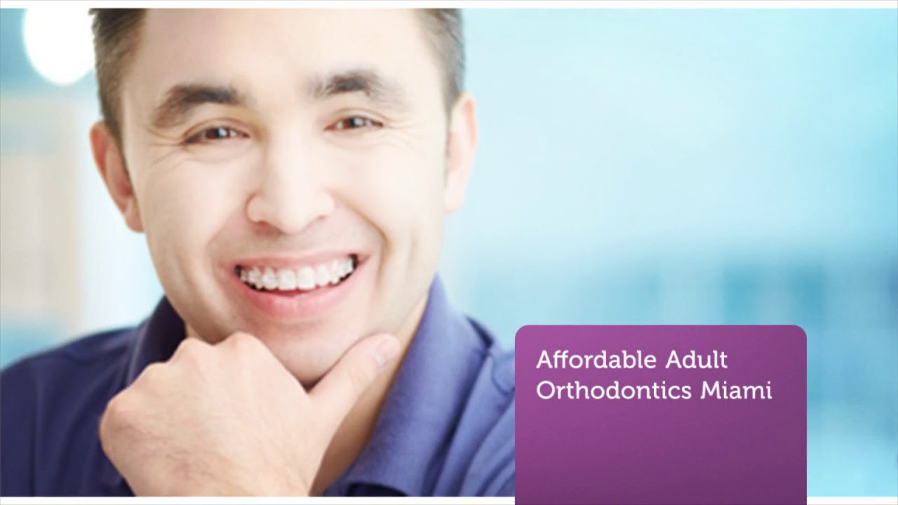 Mancia Adult Orthodontics in Miami FL - Dentist