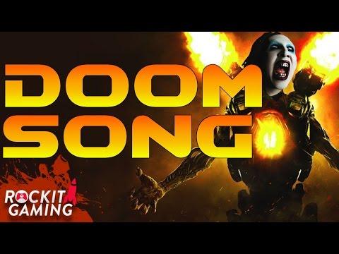 Doom Rap Song | I Love Blood | Rockit Gaming