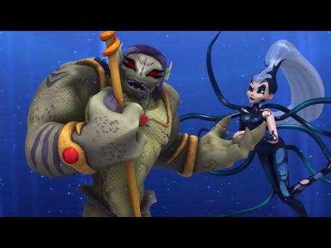 Winx Club:The End Of Tritannus:Ocean Takeover! Preview Clip! HD!