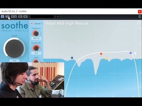 Oeksound Soothe: A Mix Problem Solver! - YouTube