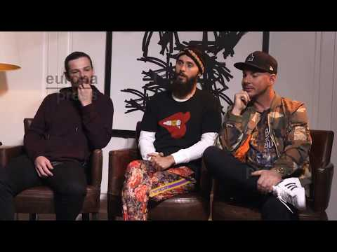 30 Seconds To Mars - Interview With Europa Press (España)