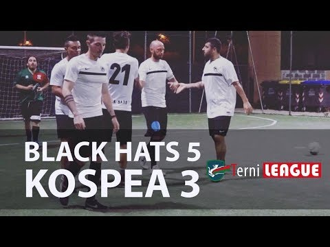 04/07/17 - Black Hats - Kospea