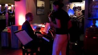 GreifMusic- Lena und Paul (Saxophon und Piano)