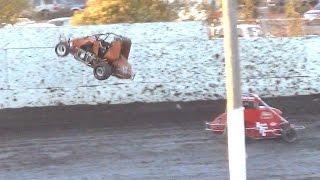 Petaluma Speedway | 600 Micro Sprint