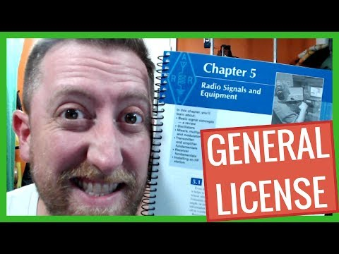 Let Get Our General License! Pt. 4 Radio Signals And Equipment | HRCC