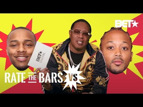 Will Master P Be Able To Tell Romeo's Bars From Bow Wow's? | #RateTheBarsVS