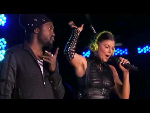 Black Eyed Peas - My Humps ( Live Walmart Soundcheck )