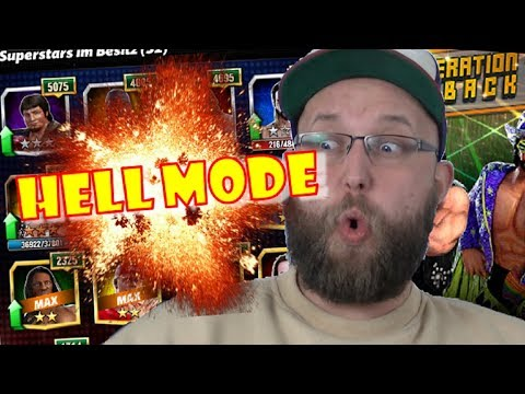 WWE CHAMPIONS Grinding | Hell Mode ist da | New Generation E