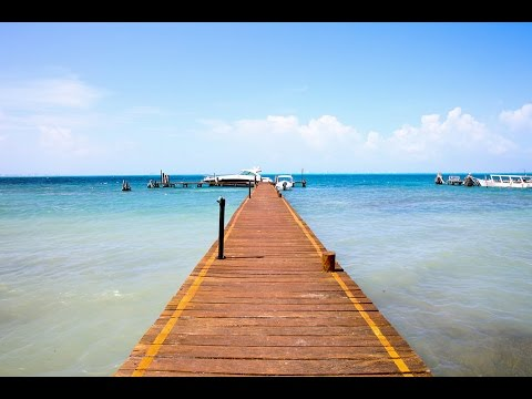 Getting To Isla Mujeres Palace & Hotel/Room Tour