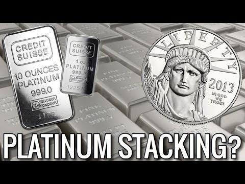What is Platinum & Would I Stack It? | Precious Metal Coins/Bars & Wealth Preservation | Silver/Gold
