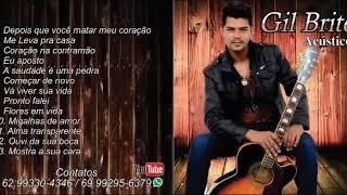 Gil Brito CD Acústico Completo