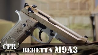 Beretta M9A3 Review