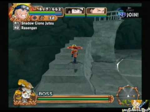 872dad1b4d8 Naruto: Uzumaki Chronicles 2 - Story mode ch10 p5/6 - YouTube