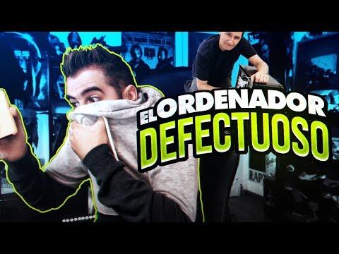EL ORDENADOR DEFECTUOSO (Broma telefónica)